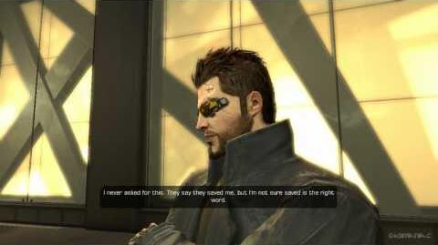 """Adam Jensen """"I Never Asked for This"""" 1080p HD"""