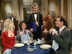 Married With Children Eatin' Out bundy family