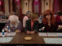 Married With Children And Bingo Was Her Game-O