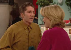 Mark directs Kelly