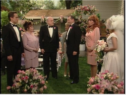 MWC episode 11x23 - The Tot - Bundy wedding