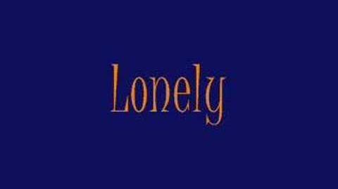 Jenna - Mr. lonely