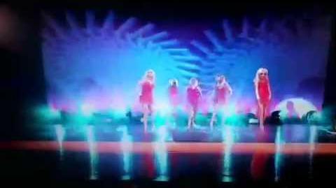 DANCING GIRL- The Meso-Teen Girls