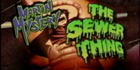 The Sewer Thing