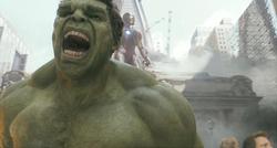 Hulk roars The Avengers
