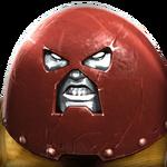 Unstoppable Colossus portrait