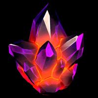 Crystal magneto