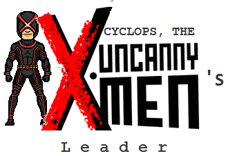 Cyclops, the uncanny x-men's leader