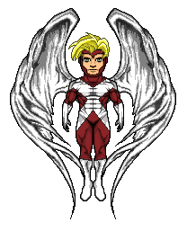 Selficide Archangel Red-n-White 001