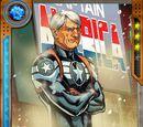 Veteran Hero Captain America