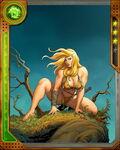Jungle Fighter Shanna the She Devil