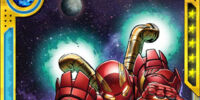 Spacefaring Iron Man