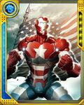 Liberty or Honor Iron Patriot