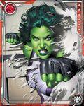 Jade Giantess She-Hulk