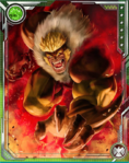 Bloody Ambition Sabretooth