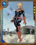 New Commission Captain Marvel