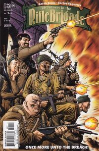 Adventures in the Rifle Brigade v.1 1
