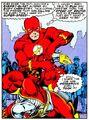 Flash Wally West 0185