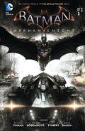 Batman Arkham Knight Vol. 1