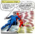 Kid Flash Wally West 016