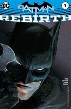 Batman Rebirth Vol 1 1