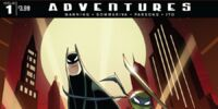 Batman/Teenage Mutant Ninja Turtles Adventures/Covers
