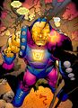 Mongul Sinestro Corps 01