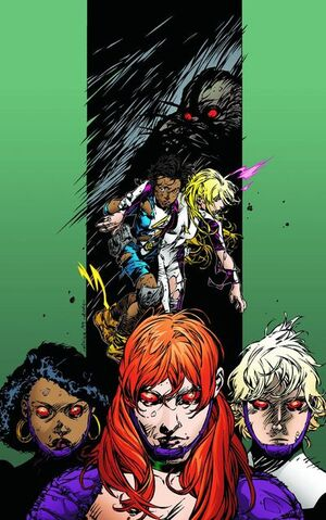 File:DC Comics Presents Legion of Super-Heroes - Legion of the Damned Vol 1 1 Textless.jpg