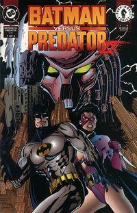 Batman versus Predator Vol 2 1