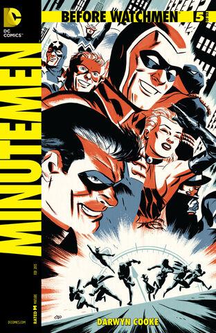 File:Before Watchmen Minutemen Vol 1 5 Variant.jpg