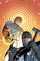 Midnighter and Apollo Vol 1 1 Textless