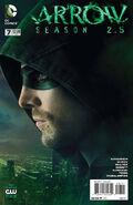 Arrow Season 2.5 Vol 1 7