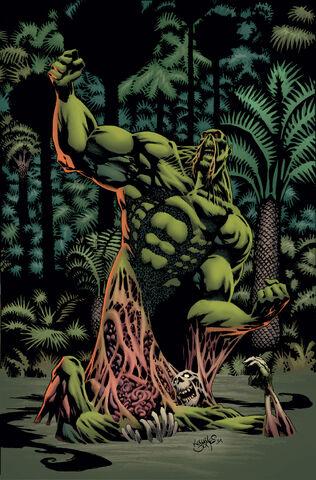 File:Convergence Swamp Thing Vol 1 1 Textless.jpg