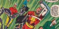 Marvel Family (New Earth)