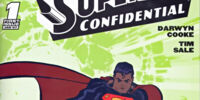 Superman Confidential/Covers