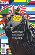 Batman Incorporated Vol 1 1