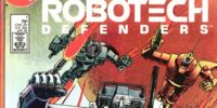 Robotech Defenders/Covers