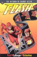 The Return of Barry Allen TP
