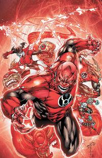 Red Lanterns Vol 1 1 Textless