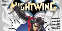 Nightwing Vol 3 0