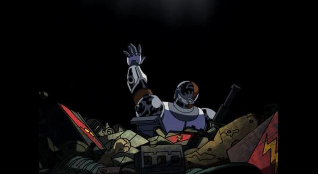 Teen titans episode 19