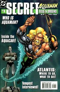 Aquaman Secret Files and Origins 1
