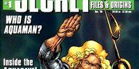 Aquaman Secret Files and Origins Vol 1 1