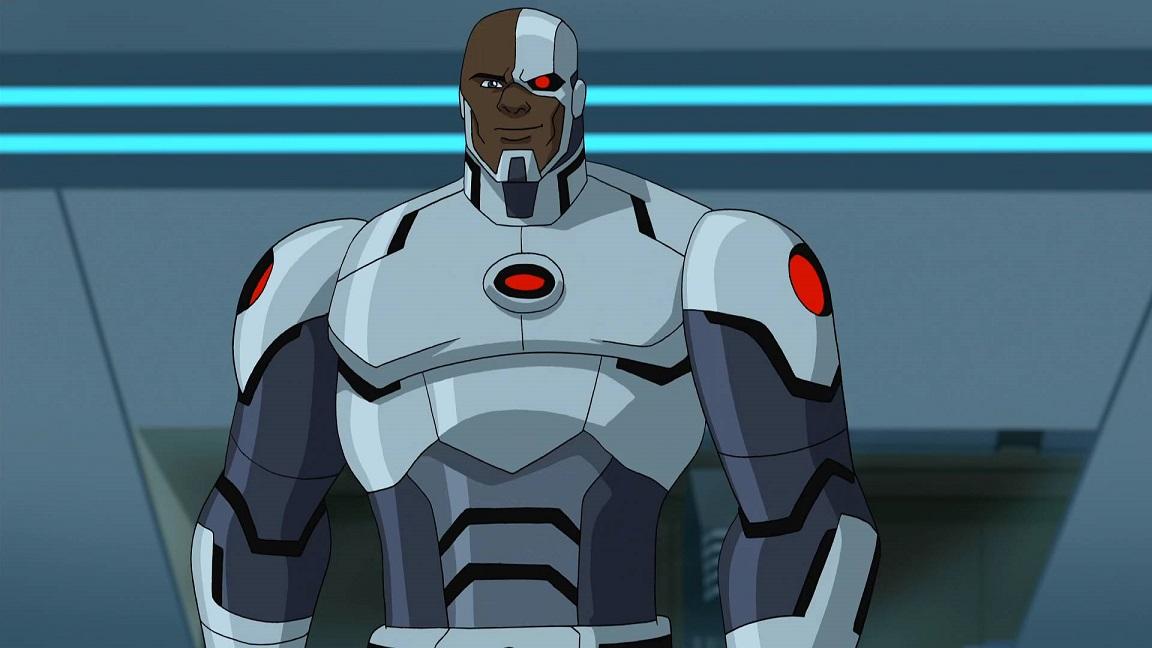 Victor Stone (Batman Unlimited) | DC Database | FANDOM powered by Wikia