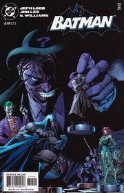 Batman Vol 1 619 2nd Printing