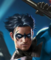 Nightwing Hero Run 001