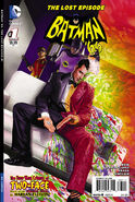 Batman '66 The Lost Episode Vol 1 1