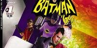 Batman '66: The Lost Episode Vol 1 1