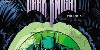 Batman: Legends of the Dark Knight Vol. 5 (Collected)