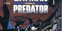 Batman versus Predator/Covers